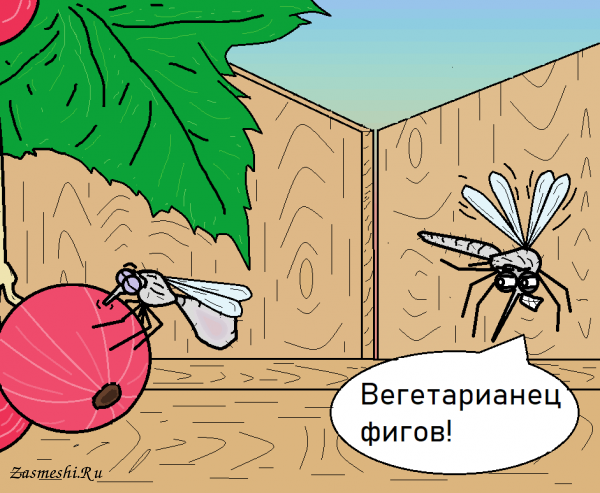 Комар.