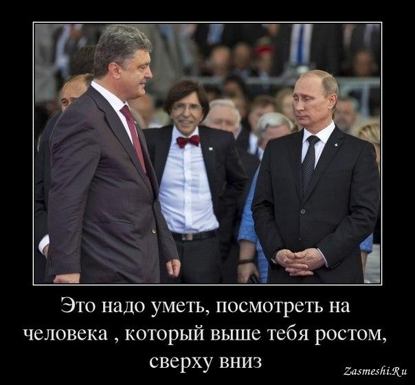 Новые прикольные демотиваторы про Путина – только свежие и смешные хохмы