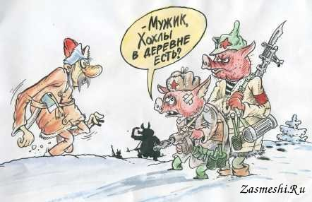 http://zasmeshi.ru/data/caricature/medium/1008-Hohly-v-derevne.jpg